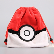 Wholesale 10 pcs/Lot mom ball Plush Bag Anime doll Coin Bag Phone Bag Children Multifunctional Bag 20*21 CM