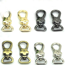 60pcs bronze Purse Clasp, Metal snap hook, Handbag Hardware Chain Strap Clasp,Connector Clasp