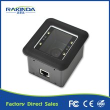 New USB 2D fixed mount barcode scanner module for parking exit machine Metro ticketing system
