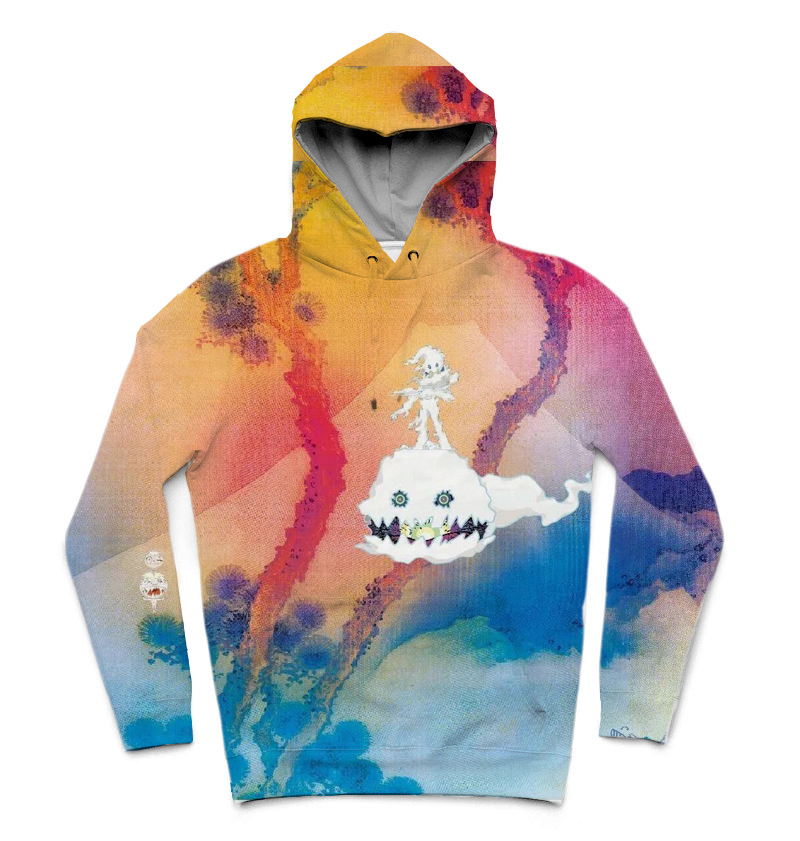 REAL American US SIZE Custom Ksg 3D Sublimation print  Hoodies with plus size 3XL 4XL 5XL 6XL