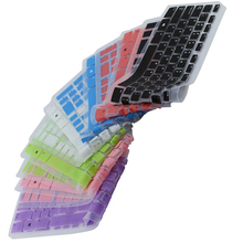 Wireless Keyboard Covers Keyboard Protective Film For Dell KM632 Cute Colored Keyboard Stickers Silicone keyboard Protector