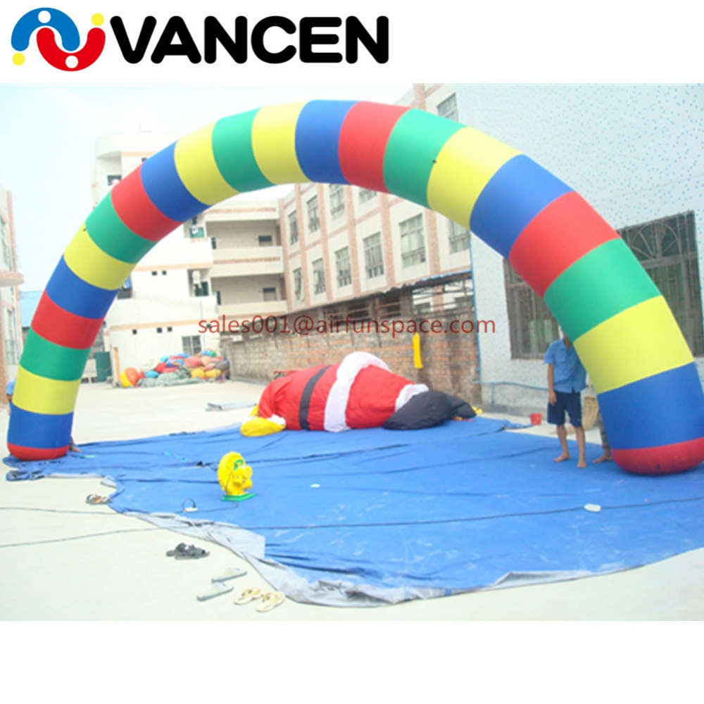 inflatable arch09
