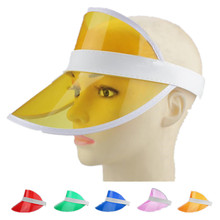 Riding Cheap Sun Hat For Women Visor Peak Cap Plastic Summer Rave  Large Bridge Headband 2C0223