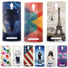 Fashion Personality Painted patterns Soft TPU Back cover For OPPO Find 7 Find7 X9007 X9077 Cell Phone Protective Case