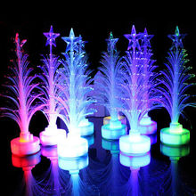 Buy Fashion 1PC Xmas Tree Color Changing LED Light Lamp Party Christmas Decoration Home Decor Gift for $1.14 in AliExpress store