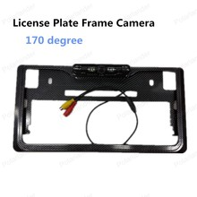 best selling Japanese License Plate Frame camera Rear View Camera 170 degree angle Reversing Backup camera