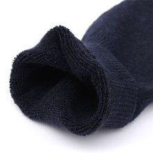 High Quality Womens Mens Warm Cashmere Wool Knee Warme Arm Thigh High Socks Pad Legging Bicycle Cycling Leg Warmers(China)
