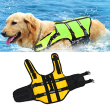Dog Life Jacket Pet Life Vest Outward Hound Saver Rescue dogs Swimming Preserver Safety Swimsuit Big Dog Clothes Plus size