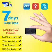 G02 Mini GPS Tracker GSM GPS LBS MTK6261D U-blox7020 Voice Monitor Recorder APP Web Tracking for Child Person Pets Car Vehicle(China)