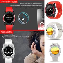 Buy New Bluetooth Smart Watch Screentouch Built Mic & Speaker Support TF Card Android IOS GDeals for $15.89 in AliExpress store