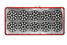 Wholesale 450w apollo 10 led grow light led spectrum hydroponic plant grow light free shipping customized 2 years warranty