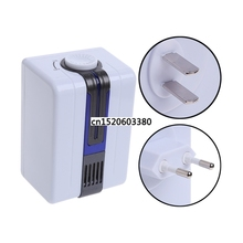 Portable Home Air Cleaner Purifier Filter Ngative Ionizer Freshener Air Anion(China)
