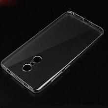 Xiomi Xiaomi Redmi Note 4X Case Transparent Redmi Note 4 Case Soft Phone Cover Xiaomi Redmi Note 4X 4 Back Case Redmi Note4