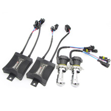 Hot sale 1set xenon H4 high low beam car xenon hid kits 35w/55w headlight head Lamp 3000K 4300K 5000K 6000K 8000K 10000K 12000K