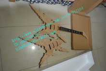 free shipping wholesale and retail new angel electric guitar unfinished electric guitar+foam box F1637