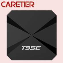 T95E Android 5.1 TV Box RK3229 Quad Core Cortex A7 1GB/8GB 32-Bit WIFI KD Player KD 16.0 Set Top Box Media Player(China)