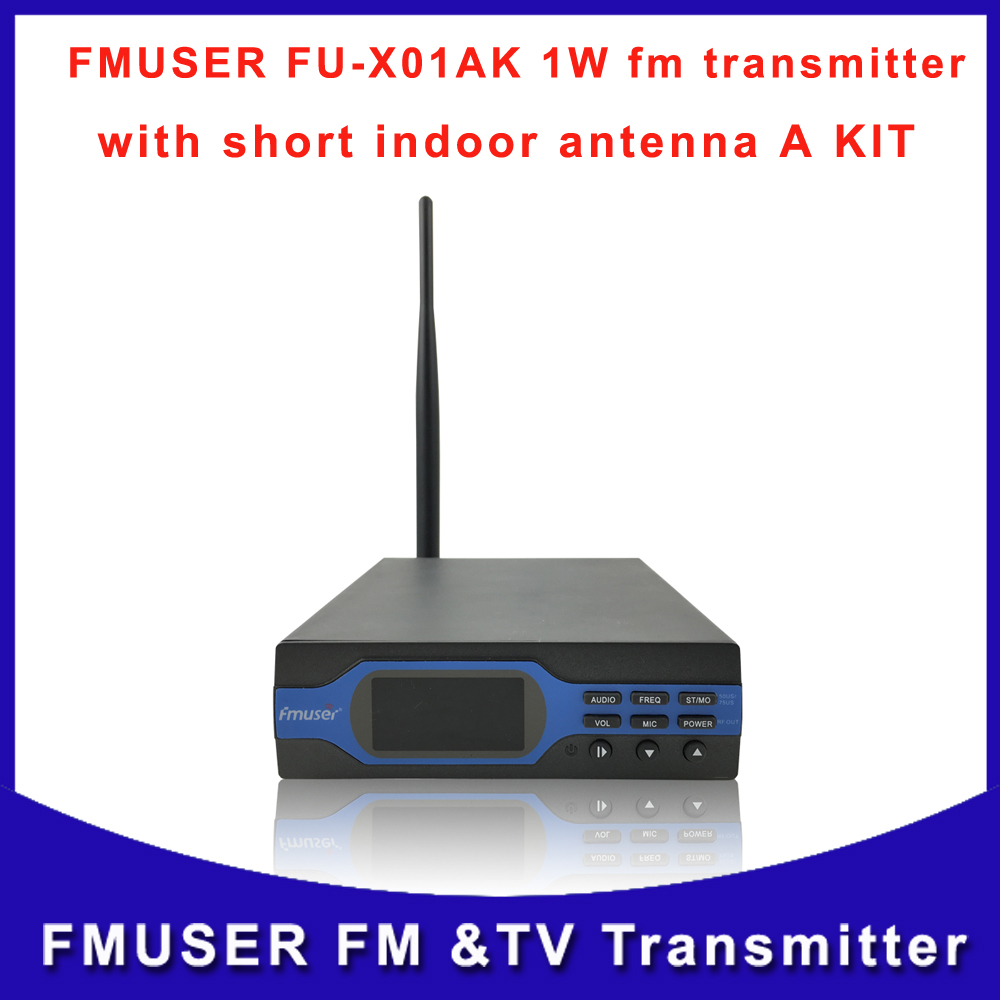 Buy Fu Vga T1r1 Hd Video Transmitter And Fm Receiver Circuit Diagram Long Range Fmuser X01ak 1w Power Adjustable Broadcast Home Mini With Antenna