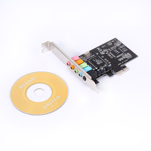 Audio Digital Sound Card PCI Express 5.1 PCI-E USB3.0 4 port Expansion Card Free Shipping