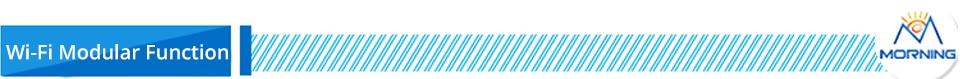 Banner-WiFi modular function