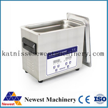 Digital Heated Industrial Ultrasonic Cleaner Ultrasonic Bath  3.2L stainless steel Ultrasonic cleaners 110V/220V