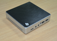 Free shipping mini pc  X3735 Thin Client Terminal With Z3735f 1.83GHz  CPU 2G RAM 16G HDD with HDMI