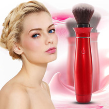 New Design Electric Makeup Brush 360 Degree Rotating Cosmetic Makeup Brushes(China)