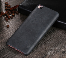 Free tempered glass! New back cover case For xiaomi mi 5s thin soft leather phone bags 5s plus Luxury brand original desgin(China)