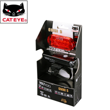 Buy CATEYE Cycling Riding USB Rechargeable Front Lights Lamp Safety Battery Light Bike Bicycle Handlebar Light + Seatpost Light Set for $47.99 in AliExpress store