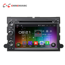 1024*600 Quad Core Android 5.1.1 Car DVD Radio GPS for Ford EDGE with Wifi DVR SWC BT USB Mirror link