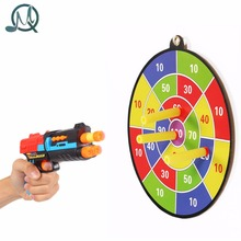 MQ Soft Bullet Scores Dart Board Sucked Type Toy Nerf Gun Target for All Soft Bullet Gun