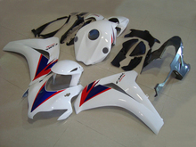 Injection mold Fairing kit for HONDA CBR1000RR 08 09 10 11 CBR 1000RR 2008 2009 2011 ABS fashion White Fairings set+7gifts HH20