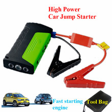 Mini Car Jump Starter Pack Portable Starter Power Bank 12V Charger for Car Battery Booster Buster Starting Device Diesel Petrol