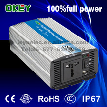 solar inverter 500w CE RoHS approved high quality 12v to 240v dc ac modified sine wave inverter off grid home inverter