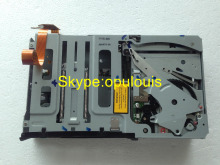 Original new Alpine 6 CD changer mechanism DT23L46D loader for BMNW E46 car CD audio player