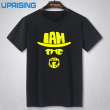 Plus Size T-shirts DIY Cotton shirts drama Breaking Bad t shirt custom Logo shirts design free shipping