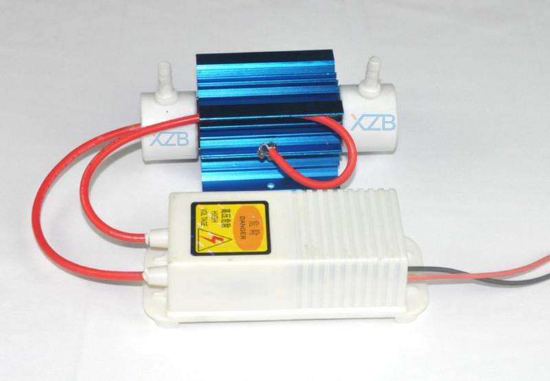 Waterproof Ozone generator accessory power supply + Quartz tube 5g/H AIR-COOLED<br><br>Aliexpress