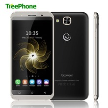 New Gooweel S8 smartphone 5.3 inch HD IPS screen MT6580 Quad core mobile phone 1GB RAM 8GB ROM 5MP+5MP camera GPS 3G cell phone(China)