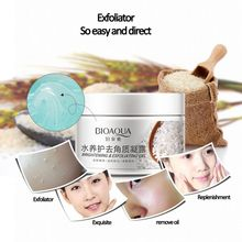 Exfoliating Moisturizing Oil Control Hydrating Cream Gel 140g Treatment Face Shrink Pores Cleansing Massage Rinse(China)