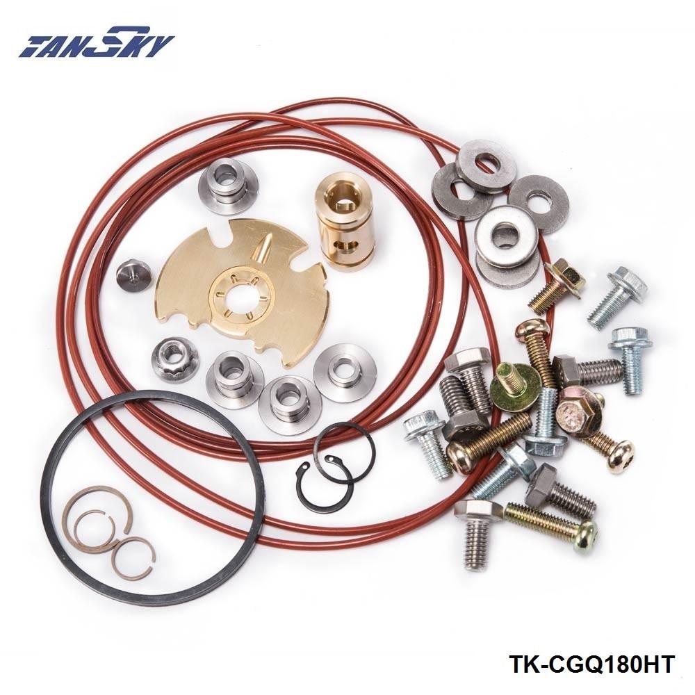 TANSKY -Turbo Repair Rebuild Kit For Garrett VNT GT1544 - GT2560 Turbo Turbocharger TK-CGQ180HT
