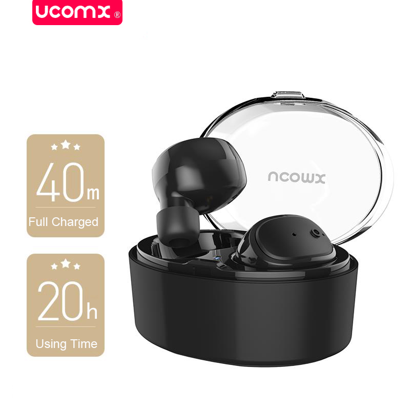 Original TWS True wireless Bluetooth Earbuds earphones Double Twins Headset Dual Stereo Earbud For iPhone 7 7Plus AirPods xiaomi<br>