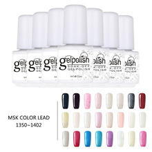 Gelpolish 236 Color UV LED Soak-off Gel Nail Polish Nail Art Varnish 1350~1402