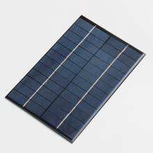 High Quality 12V 4.2W 350MA Solar Panel Mini Solar Cell Panel Solar Module DIY Solar System 200*130*3MM  Free Shipping