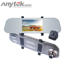 2017 Anytek Car DVR Rearview Mirror Camera Novatek 96655 Full HD 1080P Video Recorder AR0330 6G Lens Dash Cam 170 Degree Angle
