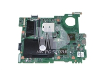 CN-0FJ2GT 0FJ2GT Main Board For Dell Inspiron M5110 Laptop motherboard DDR3 Socket fs1 HD 6470M(China)