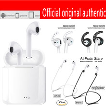 Не earpods гарнитура не airpods наушники для Apple iPhone Xiaomi sony huawei samsung Galaxy s7 s8 s9 головной телефон(China)