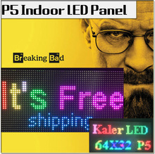 TEEHO Factory sell P5 LED Display Panel 320x160mm P5 module LED Billboard Indoor for LED Display Stage Party Wedding Cinema Park(China)