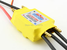 Mystery 2-6s lipo 200A ESC 5V/5A UBEC Brushless Speed Controller ESC For RC Boat UBEC200A/S With Water Cooler