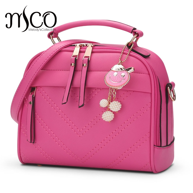 Melodycollection Womens Convertible Messenger Daypack Bags Top-Hand bags Small Girl Shoulder Crossbody Dome Bags With Beading<br>