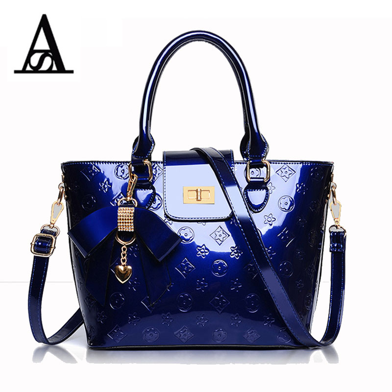 AITESEN Womens Bag Louis Handbag Messenger Shoulder Crossbody Bags 2017 Flower New Fashion Luxury Design Handbag Bolsa Feminina<br>