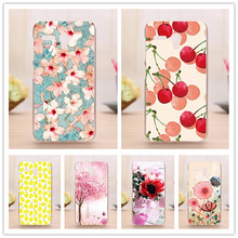 "Buy Lenovo A606 606 Cases Luxury Diy UV Painted Colored Flowers Fruit Hard PC Case Cover Lenovo A606 5.0"" Sheer Bags for $1.33 in AliExpress store"
